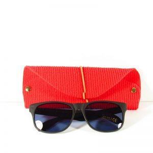Estuche Gafas Rojo