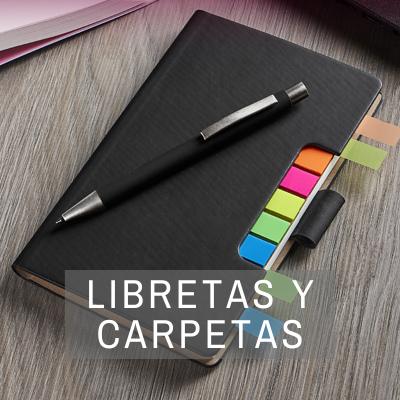 REGALOS LIBRETAS Y CARPETAS